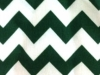 Dark Green Chevron