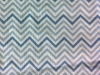 Mini Light Blue Chevron